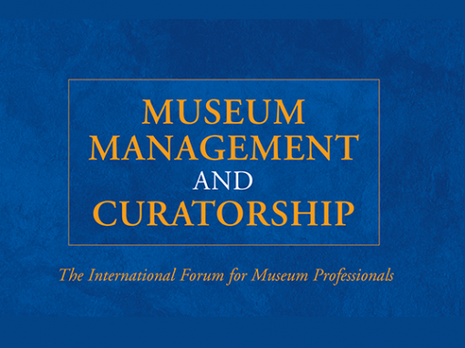 """As a result of the Fulbright visiting research scholar scholarship 2019/2020 Daniela Angelina Jelinčić and her co-authors published the paper """"Designing sensory museum experiences for visitors' emotional responses"""""""