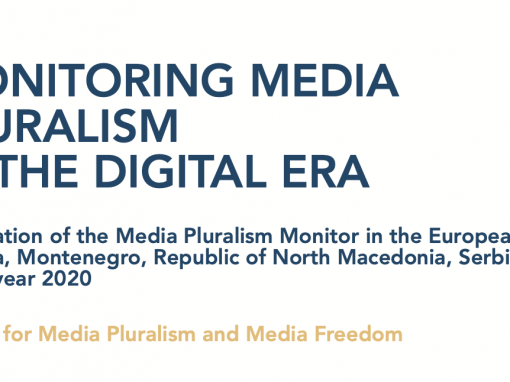 Results of the Media Pluralism Monitor (MPM 2021) published for 32 European countries, including Croatia