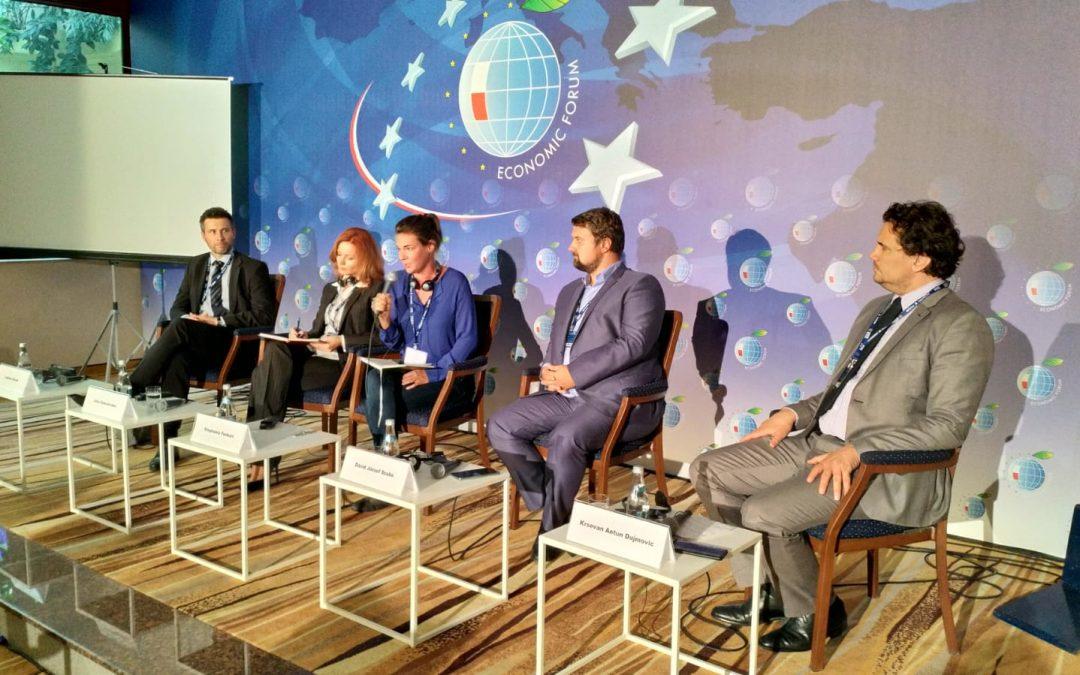 IRMO na Ekonomskom forumu u poljskom Karpaczu