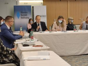 """Sandro Knezović and Hrvoje Butković participated at the conference """"Future of Europe: Challenges of Preserving Fundamental Principles"""""""