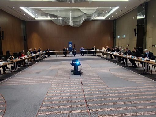 """Sandro Knezović participated at the conference """"Regional Security Cooperation in  South East Europe in the aftermath of North Macedonia's NATO Accession"""""""